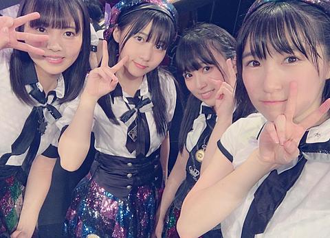 HKT48 AKB48 山内祐奈 田中美久 矢吹奈子 坂本愛玲菜の画像 プリ画像