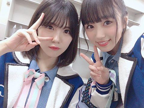 HKT48 AKB48 田中優香 矢吹奈子の画像(プリ画像)