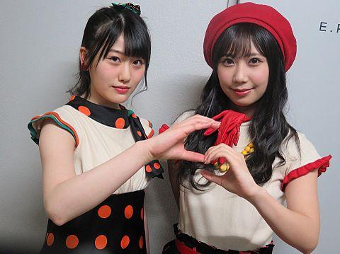 HKT48 小田彩加 上野遥の画像(プリ画像)
