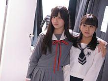HKT48 荒巻美咲 山内祐奈の画像(山内祐奈に関連した画像)