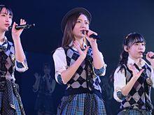 HKT48 松本日向 森保まどか 荒巻美咲の画像(荒巻美咲に関連した画像)