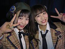 HKT48 村川緋杏 坂口理子の画像(坂口理子に関連した画像)