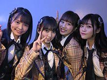 HKT48 AKB48 渕上舞 矢吹奈子 坂口理子 本村碧唯の画像(坂口理子に関連した画像)