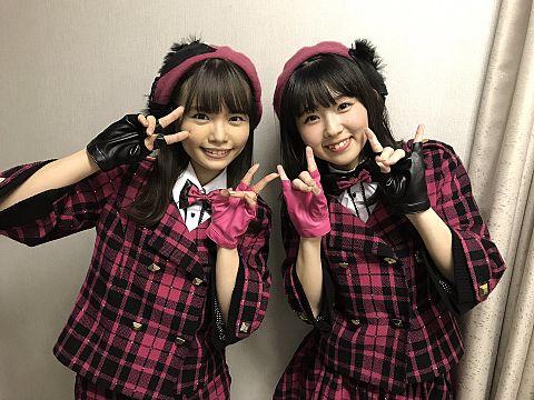 HKT48 渕上舞 熊沢世莉奈の画像(プリ画像)