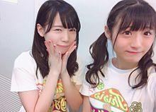 HKT48 運上弘菜 宮崎想乃の画像(宮崎想乃に関連した画像)