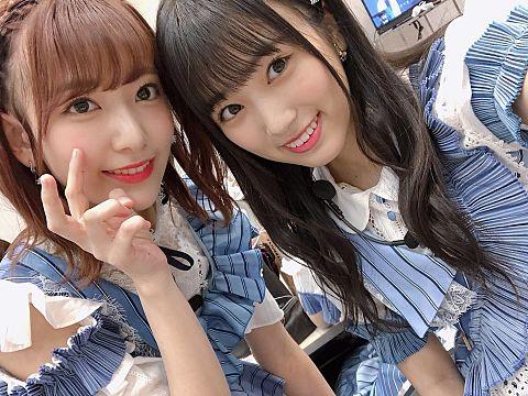 HKT48 AKB48 宮脇咲良 矢吹奈子の画像 プリ画像