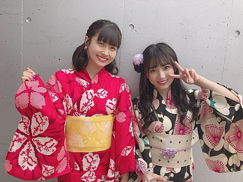 HKT48 AKB48 松岡はな 矢吹奈子の画像 プリ画像