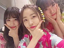 HKT48 AKB48 矢吹奈子 指原莉乃 田島芽瑠 プリ画像