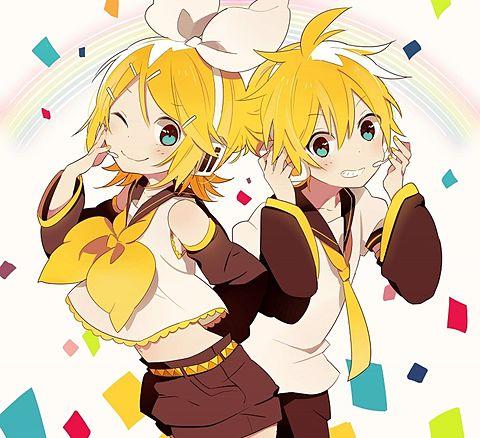 リン&レンの画像(プリ画像)