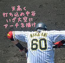 中谷将大の画像(阪神タイガースに関連した画像)