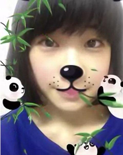 manakaパンダ   かわい!(///∇///)の画像(プリ画像)