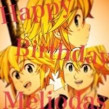 メリオダス誕生日の画像(プリ画像)