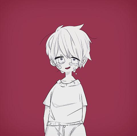 泣いてるの?の画像(プリ画像)