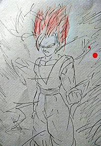 超サイヤ人2孫悟空の画像(プリ画像)