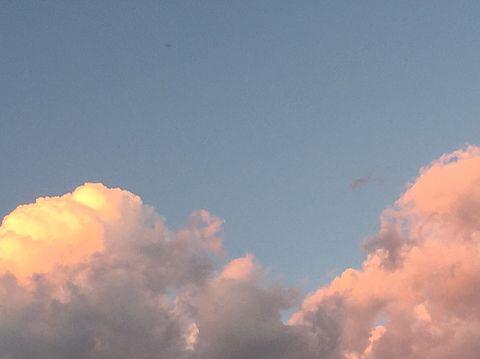 エモい雲の画像 プリ画像
