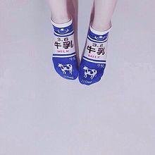 Milk Socks プリ画像