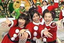 天てれ 松岡美羽 當山優奈 白坂奈々 クリスマスの画像(天てれ 當山優奈に関連した画像)