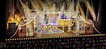 アイドルマスターSideM ワートレステージ背景の画像(アイドルマスターSideMに関連した画像)