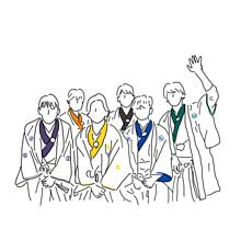 Kanjani∞の画像(錦戸 亮 イラストに関連した画像)