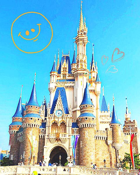シンデレラ城♥の画像(プリ画像)