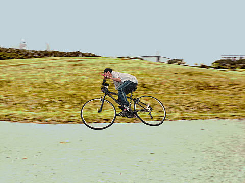 クロスバイクの画像(プリ画像)