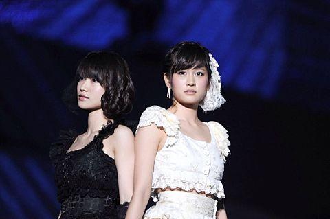 元AKB48 前田敦子 大島優子の画像 プリ画像
