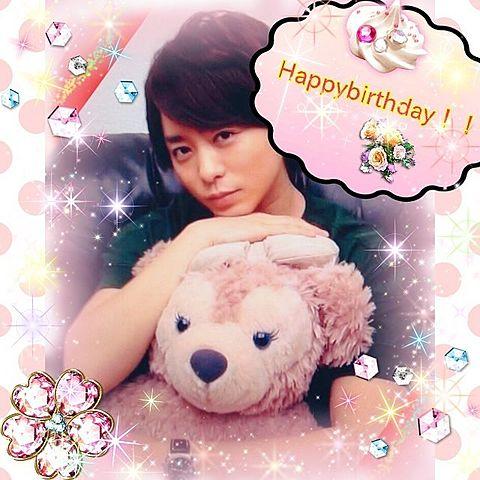 櫻井翔Happybirthday!!の画像(プリ画像)