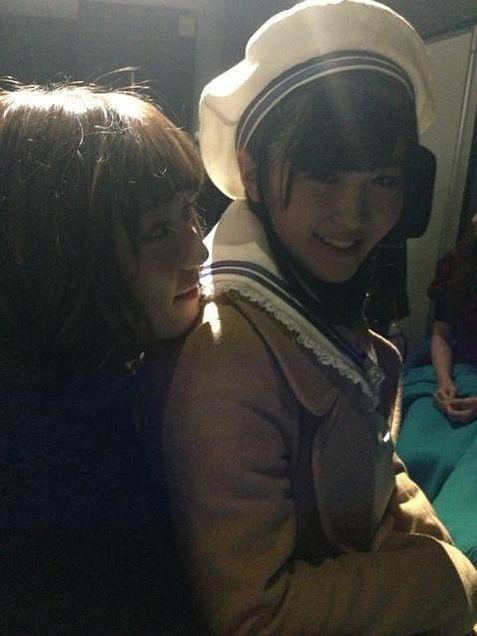 島崎遥香 AKB48  佐藤妃星