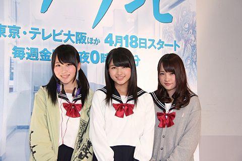 大和田南那 AKB48 高橋朱里 川栄李奈の画像(プリ画像)