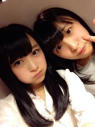 AKB48 向井地美音 橋本耀の画像(プリ画像)