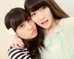 小嶋真子 AKB48 岡田奈々の画像 プリ画像