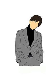 岩ちゃん / 岩田剛典 / 三代目 /線画の画像(#岩ちゃんに関連した画像)