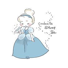 イラスト シンデレラ ディズニーの画像216点|完全無料画像検索