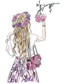 薔薇の画像(コーデに関連した画像)