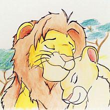 イラスト シンバ ライオンキングの画像7点|完全無料画像検索の