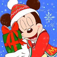 ミッキー クリスマス イラストの画像10点 完全無料画像検索のプリ画像 Bygmo