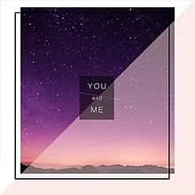 YOU and ME 保存の際はいいねを!の画像(Andに関連した画像)