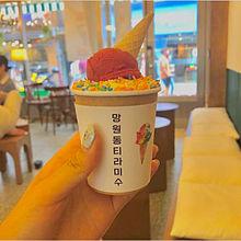 韓国カフェ. プリ画像