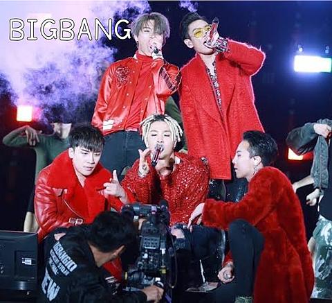 BIGBANG사랑해요の画像(プリ画像)