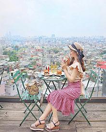 夏コーデ(韓国旅行)の画像(旅行に関連した画像)