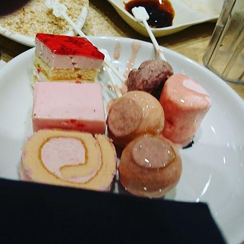 ケーキ&ロール&シューの画像(プリ画像)