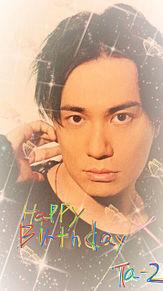 お誕生日おめでとうございます。 プリ画像