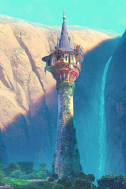 ラプンツェルの塔の画像(プリ画像)