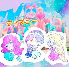 ディズニー♡プリンセス♡ プリ画像