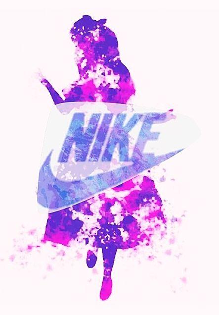 アリス&NIKEの画像(プリ画像)