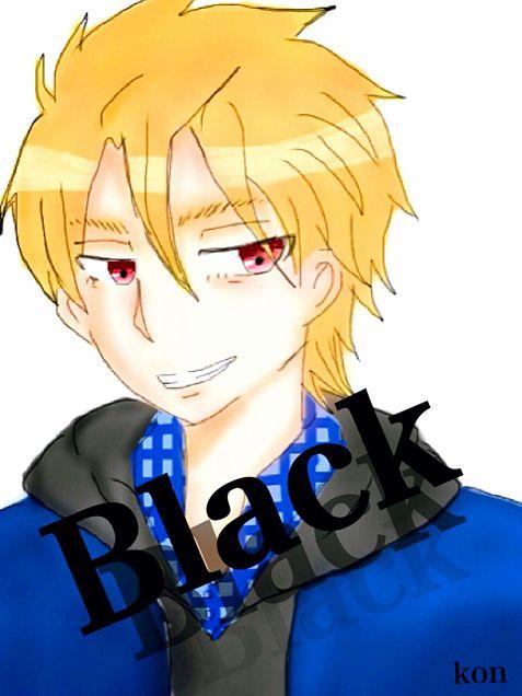 ブラックの画像(プリ画像)