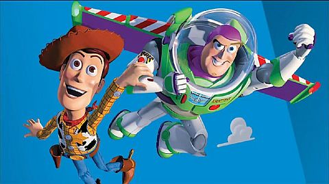 Buzz lightyear and Woodyの画像(プリ画像)