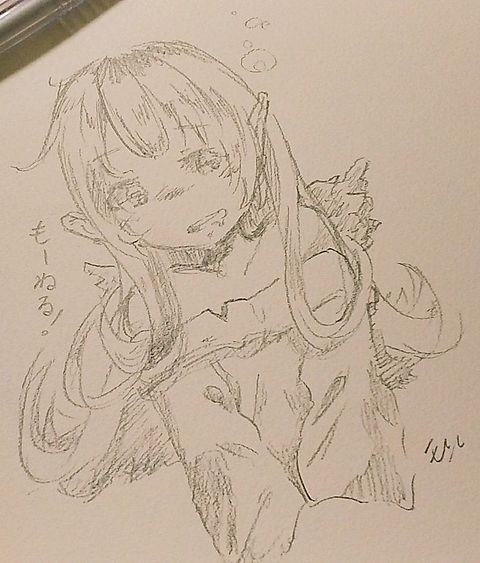 オリキャラ考え中~の画像(プリ画像)