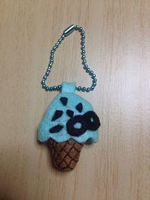 アイスクリーム プリ画像