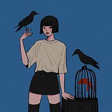 女の子イラストの画像(コーデに関連した画像)